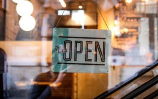 Winkel open